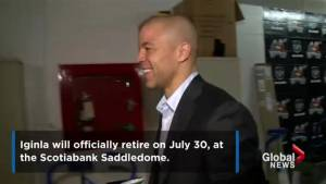 Jarome Iginla to announce retirement from NHL