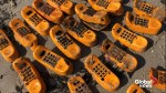 Mystery finally solved after 30 years of Garfield phones washing up on beaches in western France