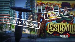Part of the City: Liberty Village