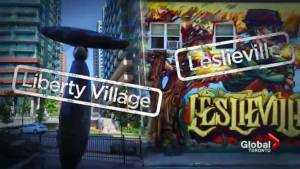 Part of the City:  Liberty Village (02:14)