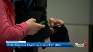CBSA demands passwords on devices