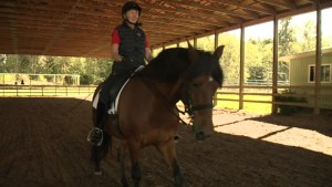 Para-equestrian rethinks her travel plans after nightmarish Air Canada experience