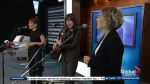 The Good Lovelies perform 'I See Gold'