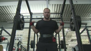 B.C. powerlifting champ 'raises the bar'