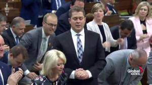 Scheer slams Trudeau for appointing Unifor to panel on media fund