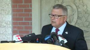 Goodale outlines the current state of B.C. wildfires – and how the federal government is responding