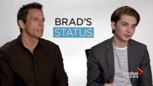 "Ben Stiller on his New Role in ""Brad's Status"""