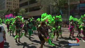 Sights and sounds of 2017 Cariwest Festival parade in Edmonton