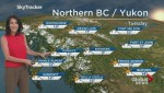 BC Evening Weather Forecast: Sep 18