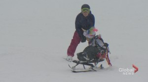 CADS Calgary supports skiers of all ages with a variety of disabilities