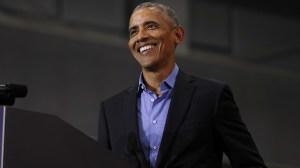 Barack Obama debuts on Billboard's Hot R&B Songs chart