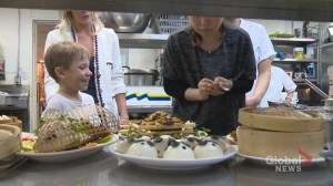 Bamboo banquet raises money for Calgary kids fighting cancer to visit pandas