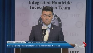 Homicide investigators search for suspect in Surrey murder