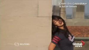 Video 'emerges' of Alexandria Ocasio-Cortez dancing in video from college