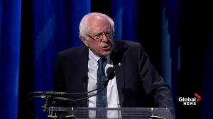 Bernie Sanders addresses 'We the People' rally in Washington D.C. FULL SPEECH