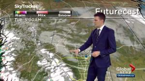 Edmonton Weather Forecast: Dec. 17
