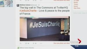 #JeSuisCharlie makes Twitter history