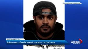 Toronto Police link July sex assault suspect to 2 others dating back to 2015