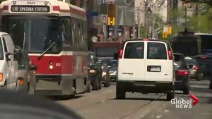 Toronto ranked worst city in North America for commuting