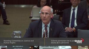 Michael Wernick on SNC-Lavalin case: 'I made no threats'