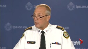 Chief Blair drops defamation suit against Doug Ford