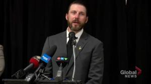 New Humboldt Broncos head coach hopes to make Darcy Haugan proud