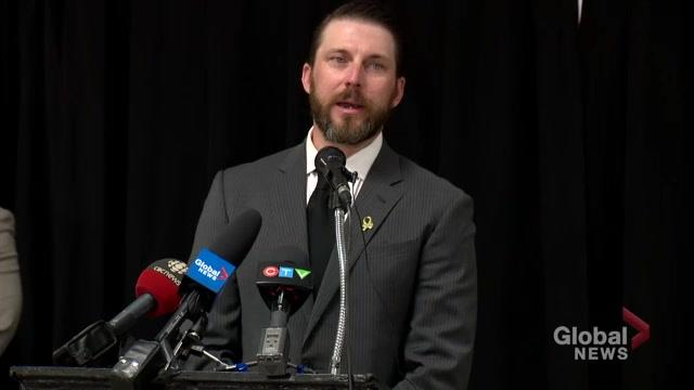 Nathan Oystrick steps down as Humboldt Broncos head coach
