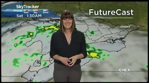 Rain expected throughout the weekend