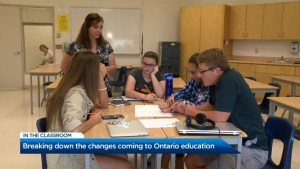 Breaking down the changes to Ontario's education system