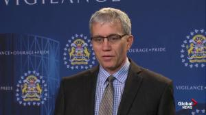 'We would be remiss if we weren't looking at the possibility that they were linked': Calgary police