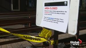 From dirty parks to closed museums, impact of U.S. government shutdown continues to widen