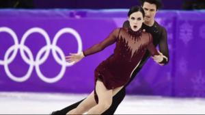 Tessa Virtue and Scott Moir join Global BC from Pyeongchang