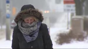 Deep freeze grips Canada from Ontario to Atlantic