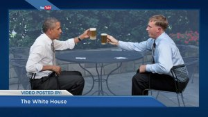 The White House beer on tap in Halifax