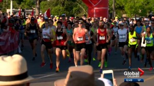 Thousands set to lace up for 2019 Scotiabank Marathon
