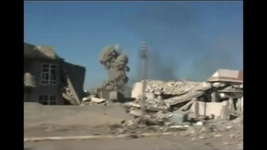 Iraq troops advance on ISIS-held Ramadi