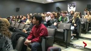 UBC Okanagan students organize vigil to remember New Zealand massacre victims