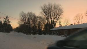 Horror film being shot in Baie d'Urfé home