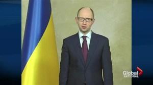Ukraine referendum to go ahead