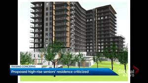 Dorval proposed seniors' residence