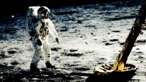 Apollo Lunar lander's legs were built in Quebec