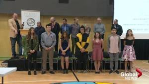 Okanagan teens win B.C. Indigenous sport awards