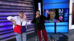Karl Wolf and Fito Blanko perform on The Morning Show