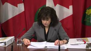 Ontario Auditor General finds unnecessary costs with Metrolinx (01:38)