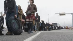 B.C. ferry passengers frustrated after chaos at Tsawwassen terminal