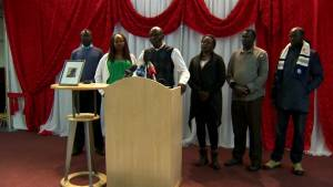 South Sudanese community condemns man's death after Winnipeg police shooting