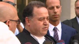 Sandro Lisi's lawyer comments on release of Rob Ford 'crack tape'