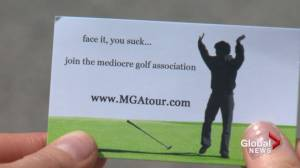 'Face it, you suck:' Calgary's Mediocre Golf Association is recruiting
