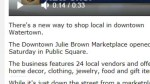 Is Global News Morning's Julie Brown branching off into retail?