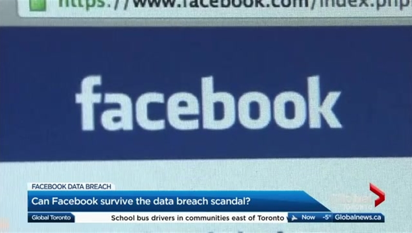 Scandal facebook